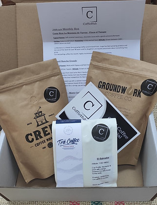 CoffieBox Subscription