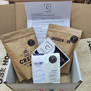 Monthly Coffee Subscription Box