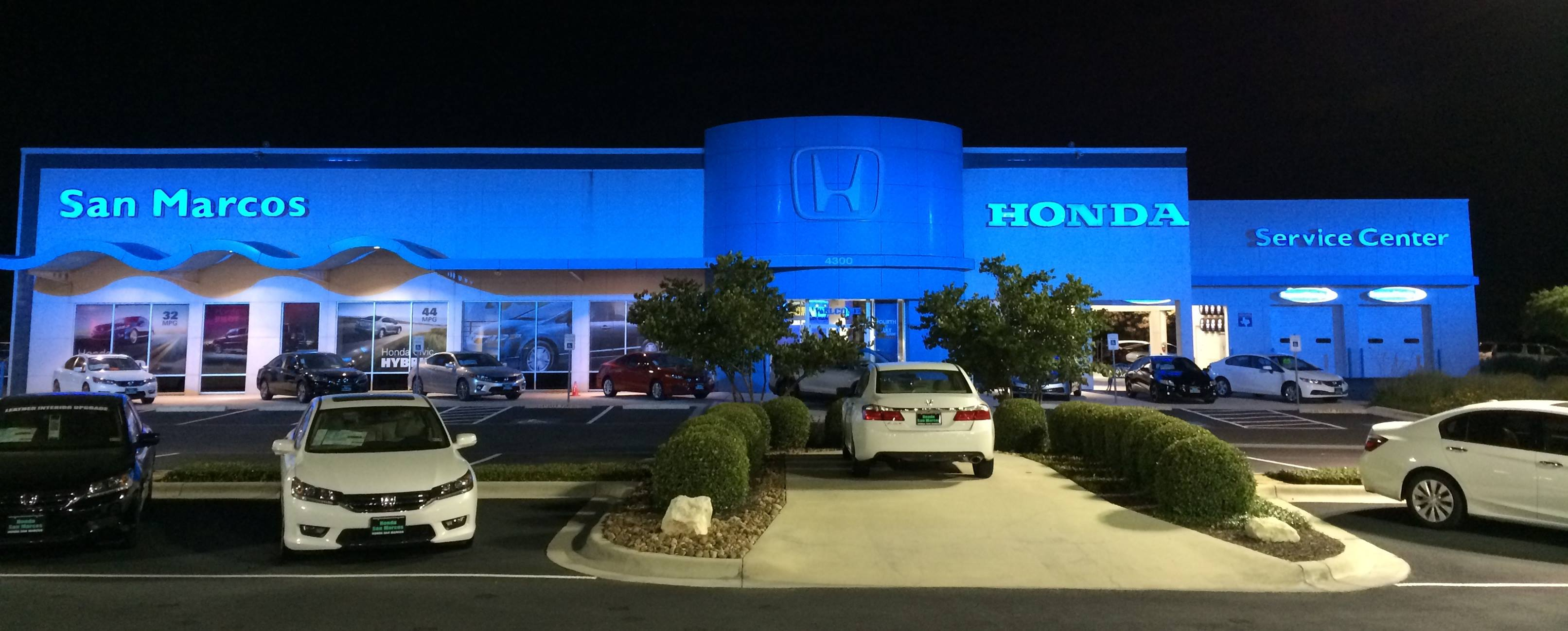 Honda San Marcos