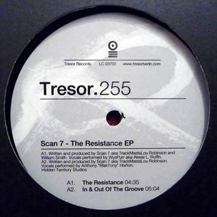 TRESOR RECORDS ARTWORK