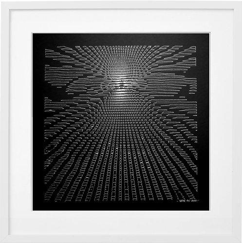 #0045 - MOGRAF 01 , A3 square PRINT
