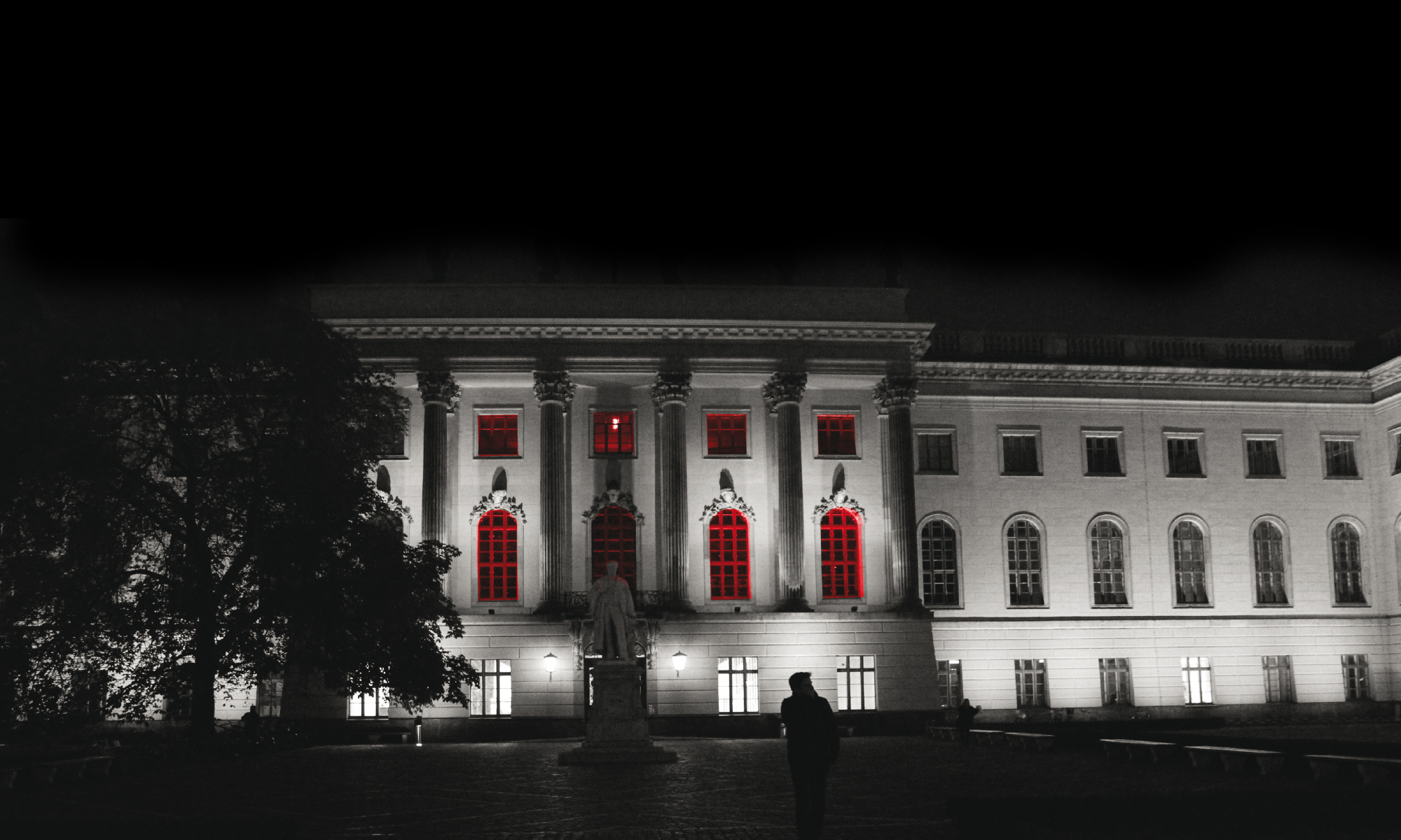 HUMBOLDT UNIVERSITY MAPPING