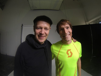 The Making-Of Men´s Health Triathlon Shooting with Sebastian Kienle