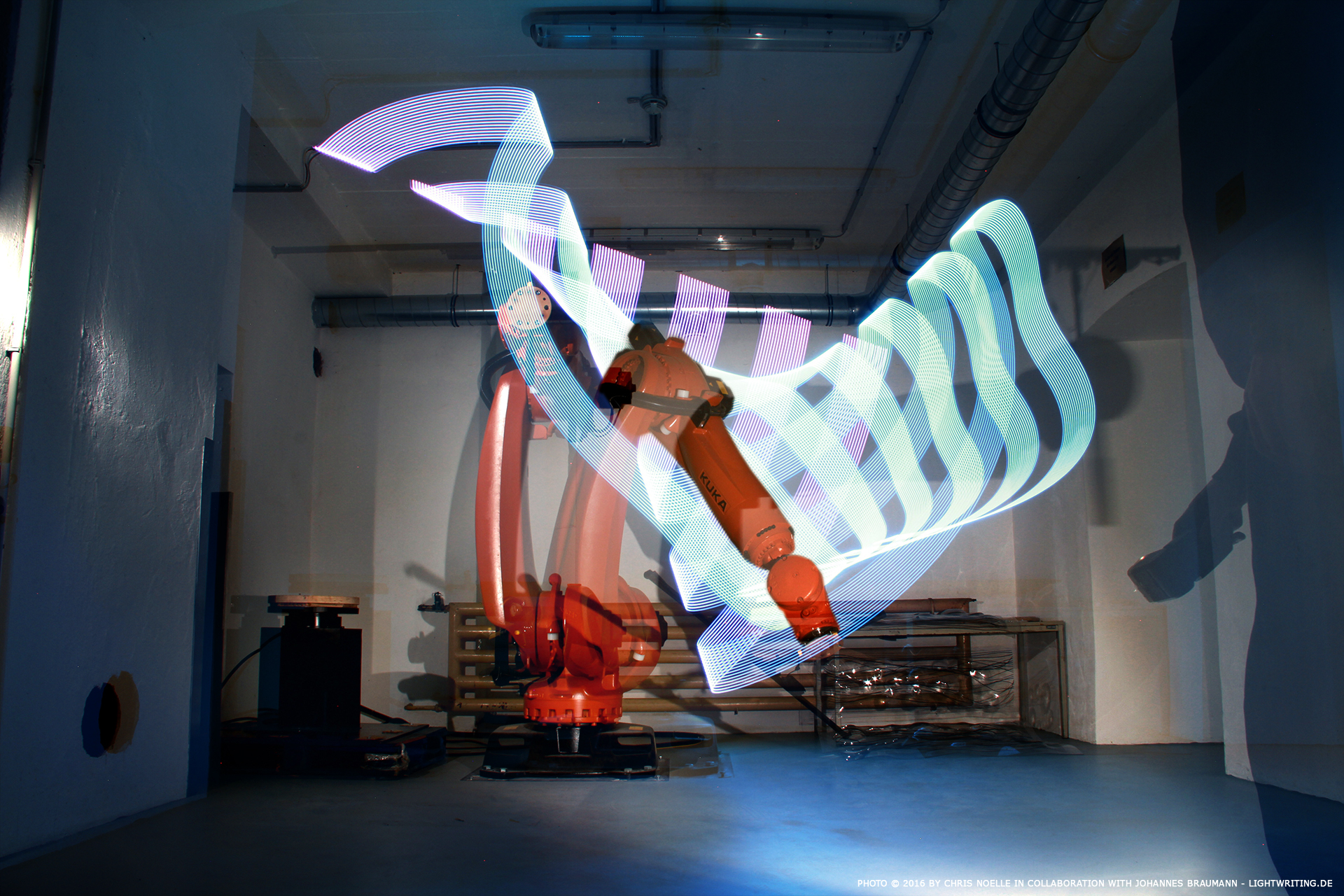 ROBOTIC LIGHTART 4