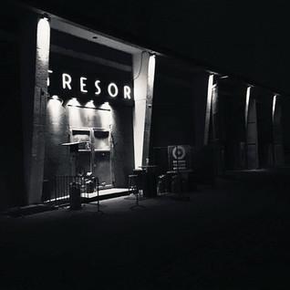 TRESOR ENTRANCE