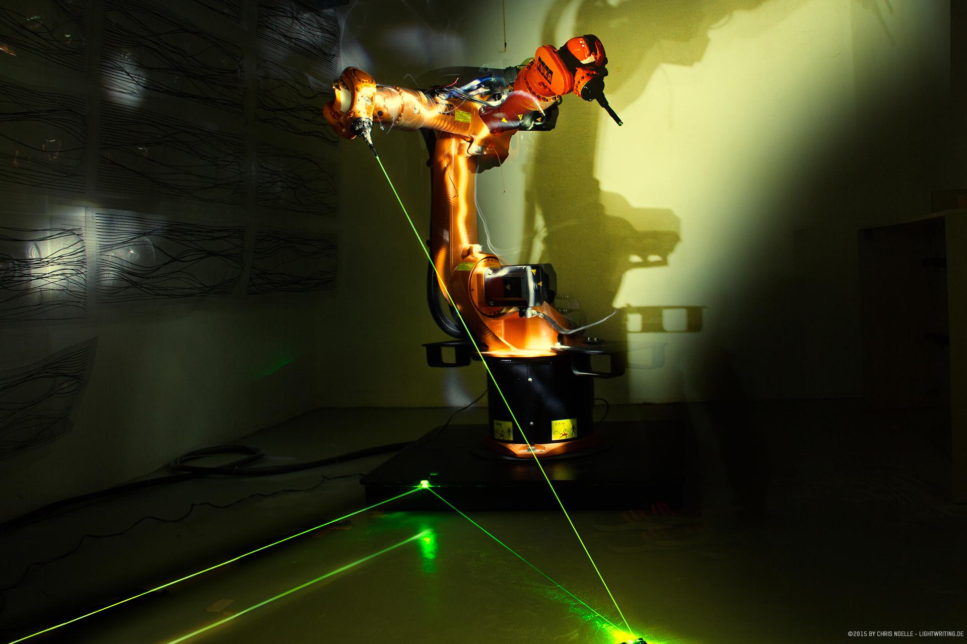 ROBOTIC LASER CASESTUDY