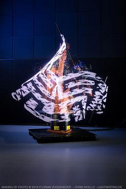LIGHTPAINTING ROBOT