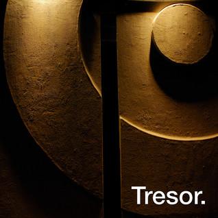 TRESOR LOGO ENTRANCE