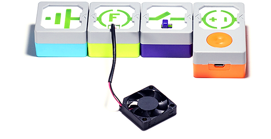 IQube kit and app