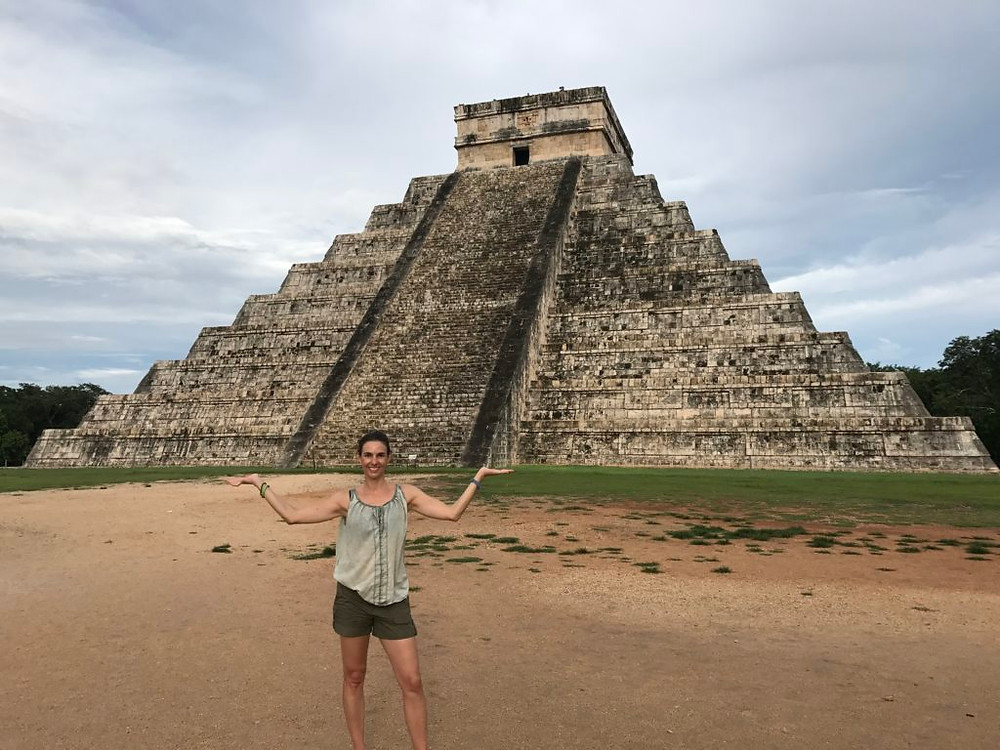 Chichen Itzá. Lourdes Treviño