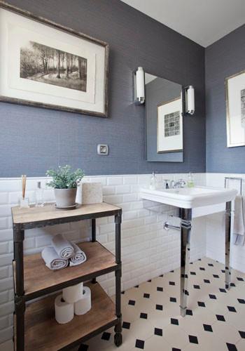 Cuartos de Baño Freehand Arquitectura