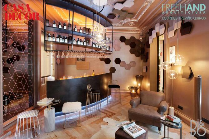 Diseñamos el espacio Bang&Olufsen de Casa Decor 2018