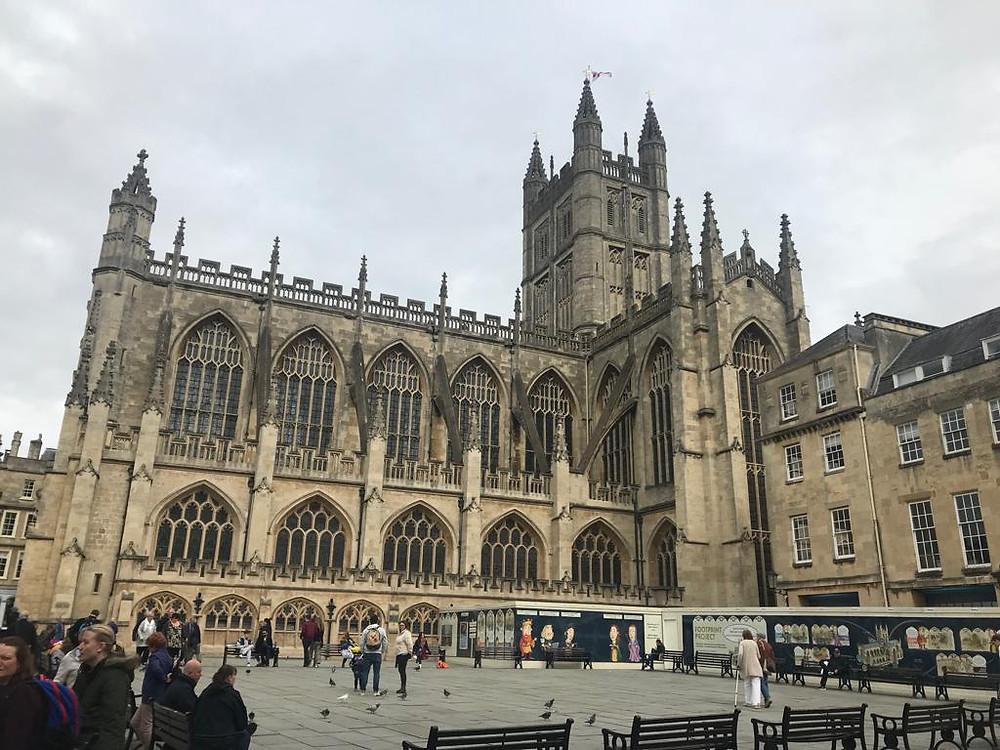 Catedral Gotica de Bath ( Inglaterra)