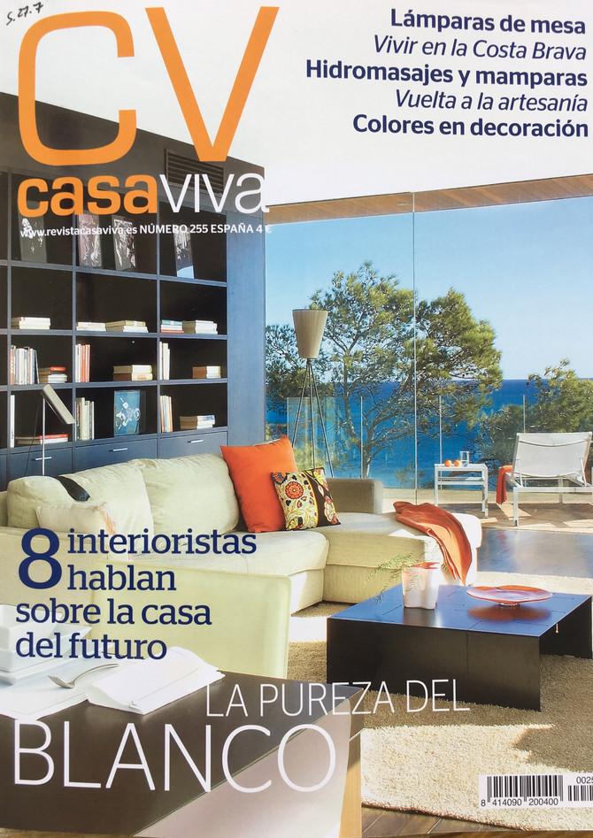 Lourdes Treviño, en la revista Casa Viva nos habla de cómo será la casa del futuro