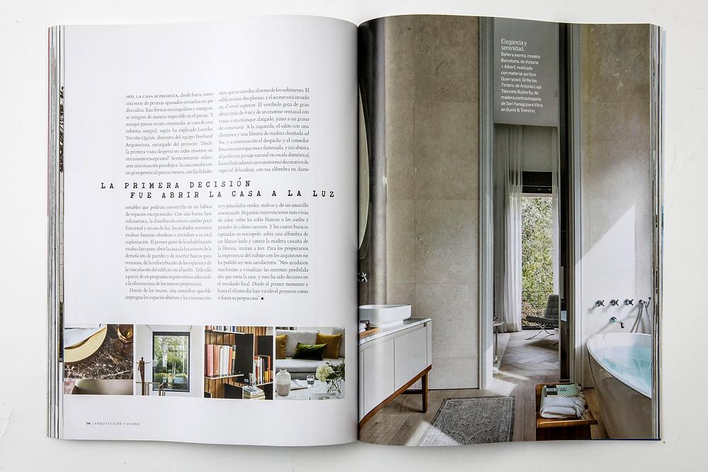 Freehand Arquitectura portada en Arquitectura y Diseño