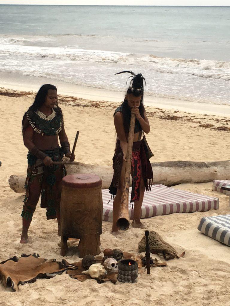 Rituales tradicion Maya.