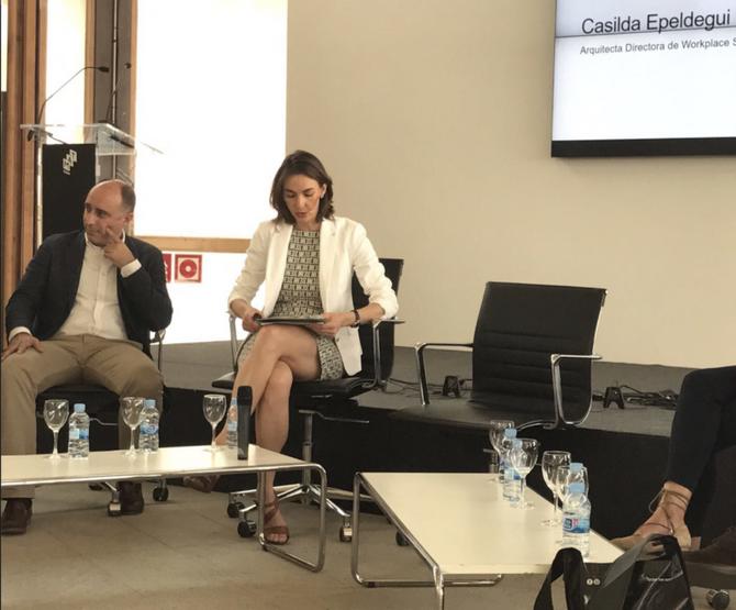 Jornada organizada por el COAM para analizar el efecto de las TIC en los espacios de trabajo