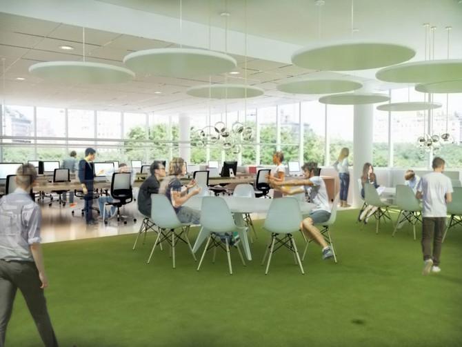 Proyectos de Arquitectura para clientes corporativos