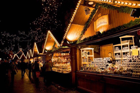 christmas market trips