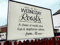 wednesday roasts