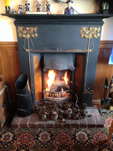 Cosy home fire poole