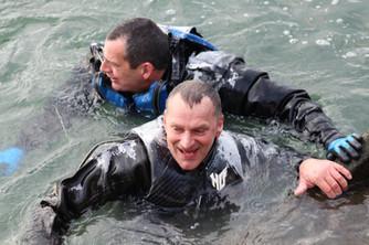 New years day raft race