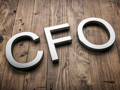 The Market for CFOs is Changing Fast