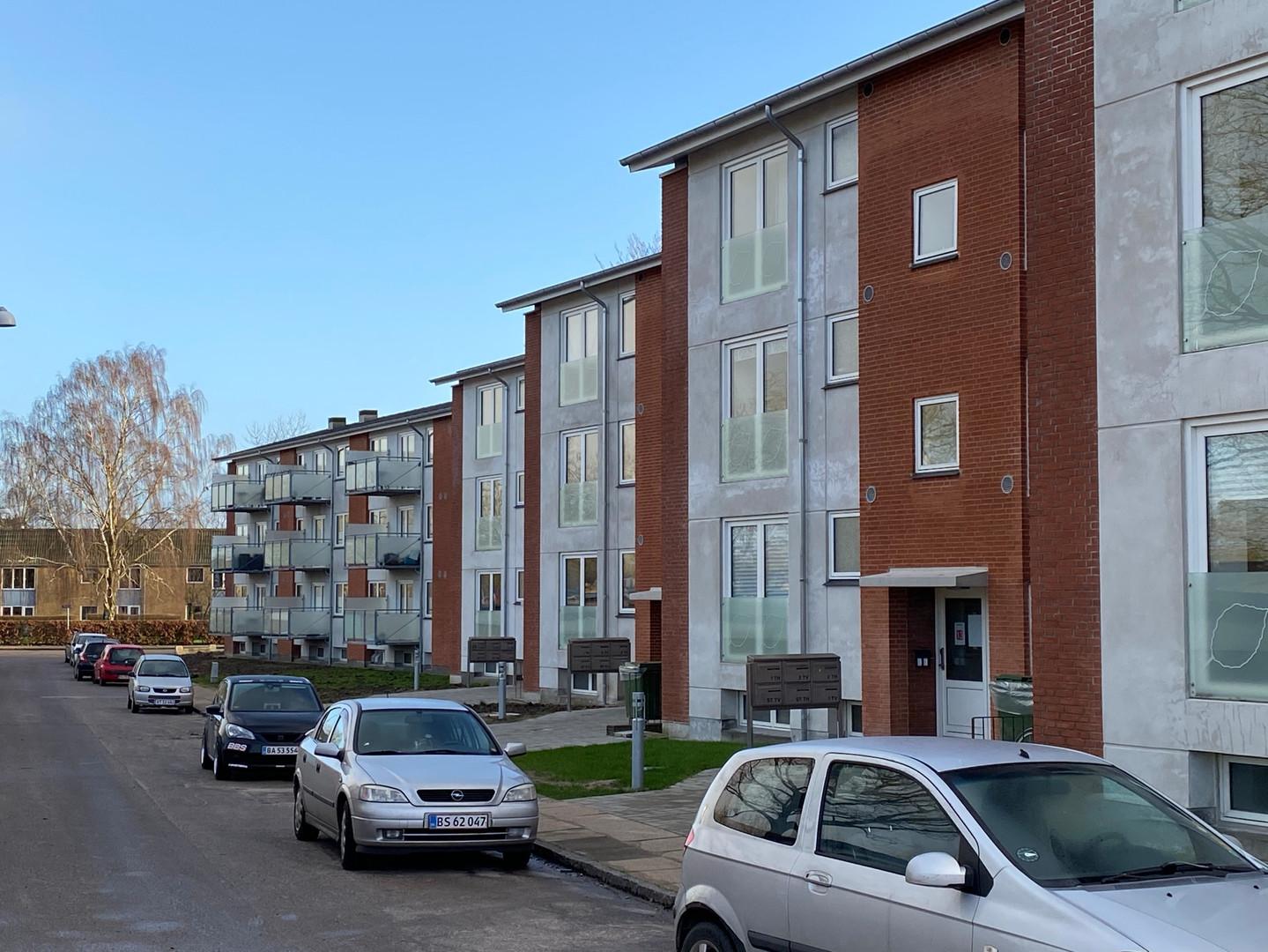 Helhedsplan Højstruphave, Odense / 2019