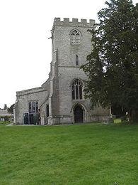 Lyneham Church Roof repairs