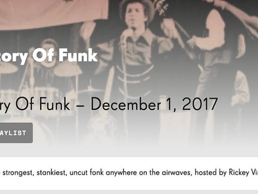 Shaina E on KPFA History of Funk