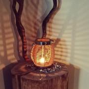 Genießt Wärme und Licht