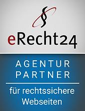 e-Recht24 Siegel Agentur Partner