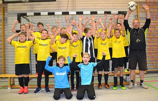 Mannschaftsfoto Jugend