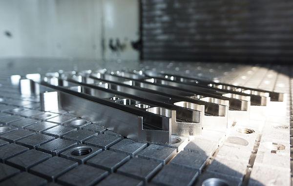 CNC-Frästeile von Jaster CNC Technik GmbH