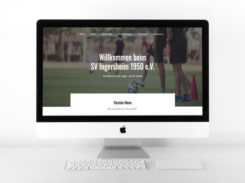 Vereins-Website