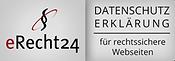 e-Recht24 Siegel Datenschutzerklärung