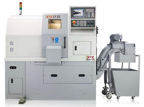 Foto Drehmaschine XYZ-Tools CT 52