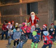 Kinderweihnachtsfeier