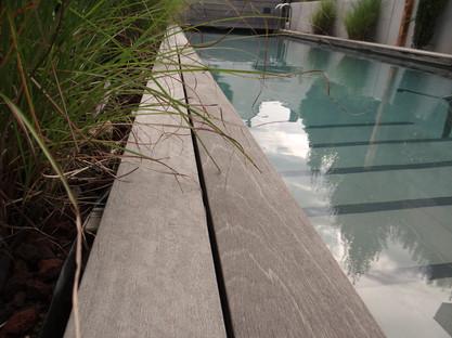 Erlebe natürliche Entspannung im Pool