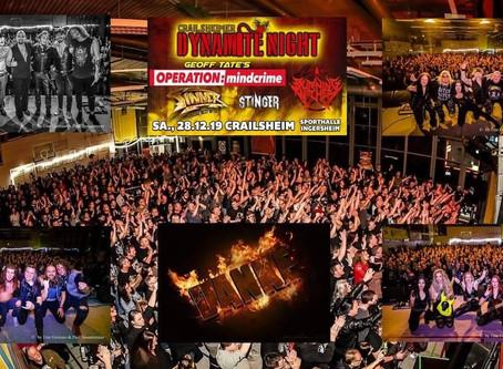 Rückblick zur 11. Crailsheimer Dynamite Night