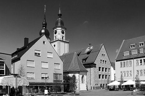 Stadt Crailsheim Firmensitz PARARIUS Marketing