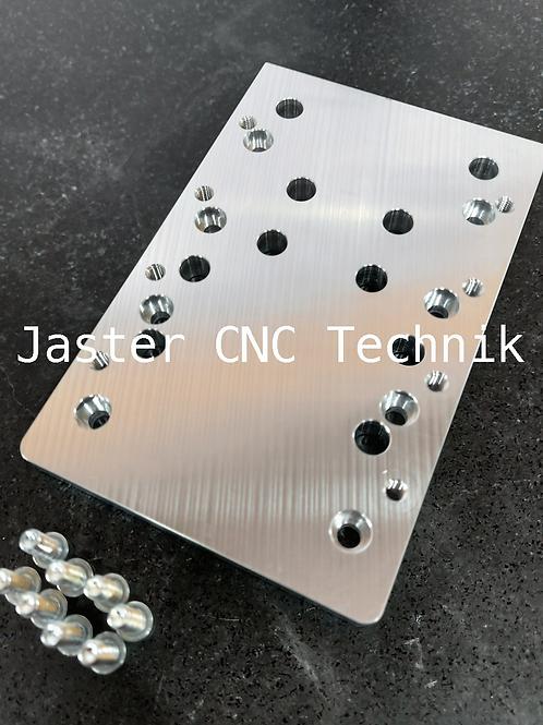Adapterplatte für die 2,2 KW Spindel Eckige Bauform