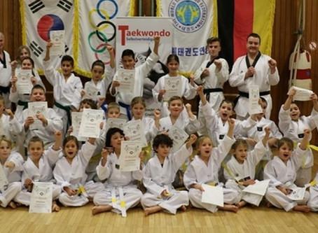 Taekwondo Schule des SVI trainiert wieder