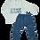 костюм для мальчика штанишки и кофточка с рукавом серый