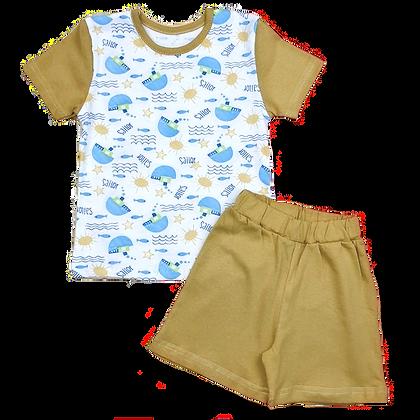 Комплект шорты+майка