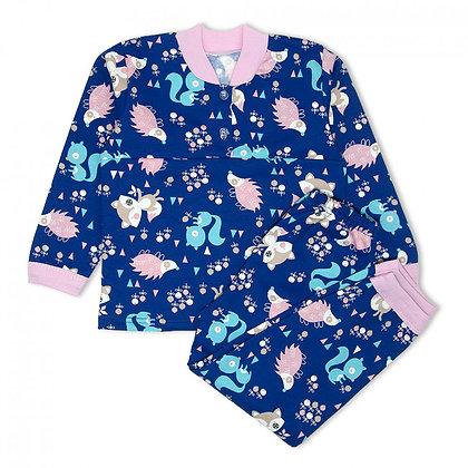 Пижама начес