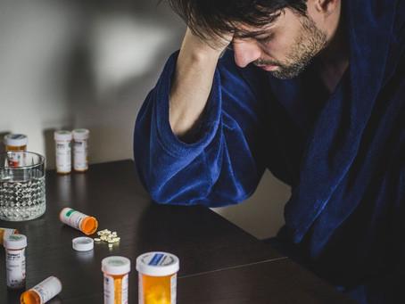 El consumo de medicamentos para ansiedad y depresión subió un 4% durante la primera ola