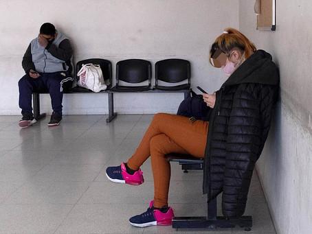 Angustia, miedo y culpa, tres sentimientos que acompañan a las personas con coronavirus