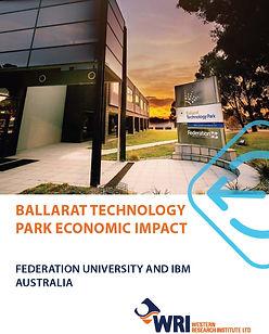 COVER PG FINAL Ballarat Technology Economic Impact .jpg