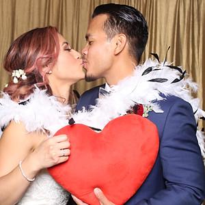 Tess and Razel Wedding